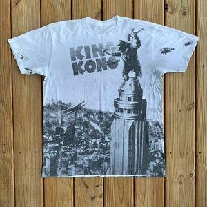 King Kong all over print shirt